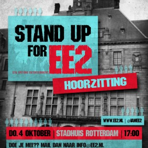 Stand Up For EE2