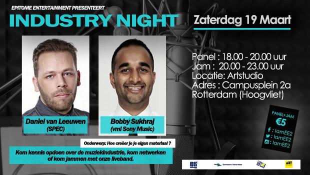 Banner - Industry Night maart 2016 - blauw v3
